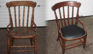 Перетяжка стульев на дому недорого в Петрозаводске