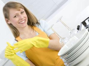 Мойка посуды на дому в Петрозаводске
