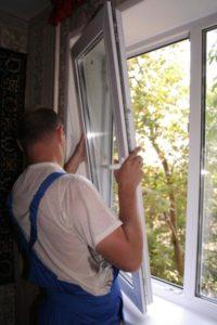 Замена створок пластиковых окон в Петрозаводске
