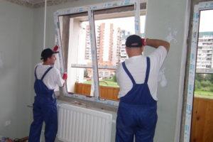 Установка пластиковых окон в Петрозаводске