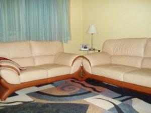 Перетяжка кожаной мебели в Петрозаводске